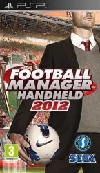 SEGA Football Manager Handheld 2012 (PSP)