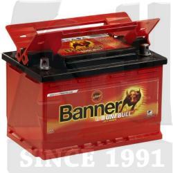 Banner Starting Bull 60Ah 450A Jobb+