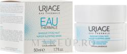 Uriage Mască facială de noapte - Uriage Eau Thermale Water Sleeping Mask 50 ml