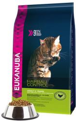 Eukanuba Cat Adult Hairball Indoor 400g