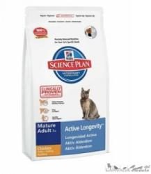 Hill's SP Feline Mature Adult 7+ Active Longevity Chicken 5kg