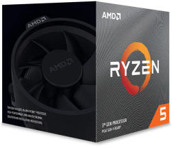 AMD Ryzen 5 3600XT 6-Core 3,8GHz AM4 Processzor