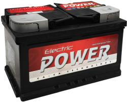 Electric Power 66Ah 540A Jobb+