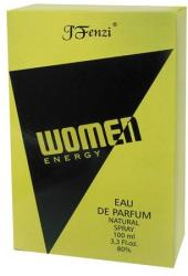 J. Fenzi Energy Women EDP 100ml