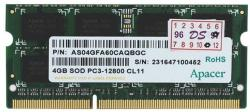 Apacer 4GB DDR3 1333MHz AS04GFA60CAQBGC