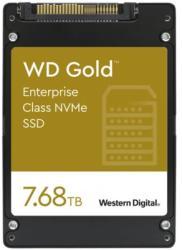 Western Digital GOLD 2.5 7.68TB PCIE (WDS768T1D0D)