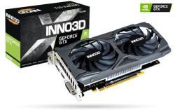 Inno3D GeForce GTX 1650 Twin X2 OC 4GB GDDR6 v2 (N16502-04D6X-1720VA30)