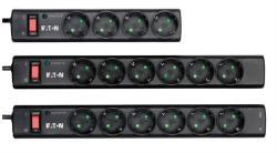 Eaton Protection Strip 4 Plug 1m Switch (68581)