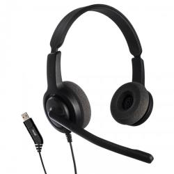 Axtel Headsets Voice USB28 HD duo NC USB (AXH-V28USBD)