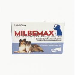 Elanco Milbemax Dog 2.5 25 mg ( 5 kg), 2 tablete