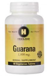 Highland Laboratories Guarana tabletta (90 db)