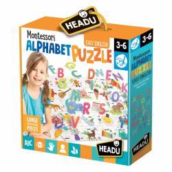 Headu Puzzle Alfabet 3D (HE20973)