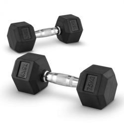 Capital Sports Hexbell 7.5pereche gantere 7.5 kg (FIT20-Hexbell)