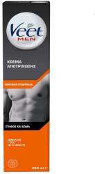 Veet Men cremă depilatoare cu efect hidratant pentru piele normal 200ml - pharmacygreek