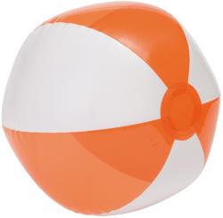 Everestus Minge de plaja gonflabila, transparenta, Everestus, EGB075, pvc, alb, transparent, portocaliu (EVE02-56-0602147)