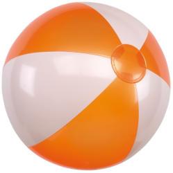 Everestus Minge de plaja gonflabila, Everestus, EGB001, pvc, alb, portocaliu (EVE02-56-0602080)