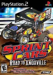 THQ Sprint Cars Road to Knoxville (PC)