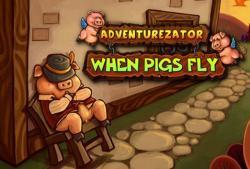 Pigasus Games Adventurezator When Pigs Fly (PC)