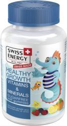 Swiss Energy Jeleuri Healthy Growth cu Vitamine si Minerale fara Zahar