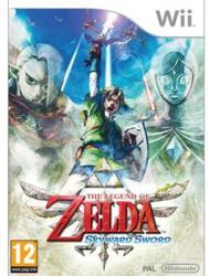 Nintendo The Legend of Zelda Skyward Sword (Wii)