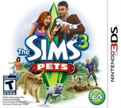 Electronic Arts The Sims 3 Pets (3DS)