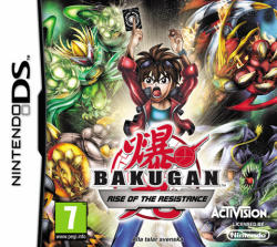 Activision Bakugan Rise of the Resistance (Nintendo DS)