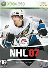 Electronic Arts NHL 07 (Xbox 360)