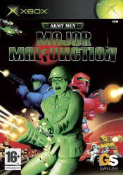 Global Star Software Army Men Major Malfunction (Xbox)