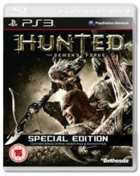 Activision Hunted The Demon's Forge [Special Edition] (PS3)