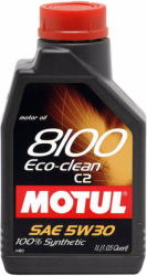Motul 8100 Eco-Clean C2 5W-30 (1L)