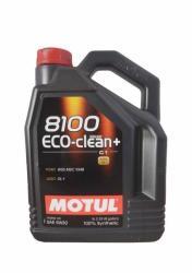 Motul 8100 ECO-clean+ 5W-30 (5L)