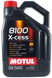 Motul 8100 X-cess 5W40 (5L)