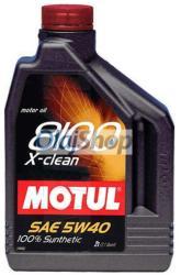 Motul 8100 X-clean 5W-40 2L