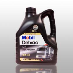 Mobil Delvac MX 15W-40 (4L)
