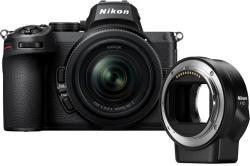 Nikon Z5 + 24-50mm + FTZ (VOA040K003)