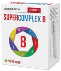 Parapharm Super Complex B, 30 capsule, Parapharm