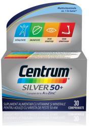 Centrum de la A la Z Silver 50+, 30 comprimate, Pfizer