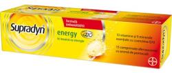 Bayer Supradyn Energy cu coenzima Q10, 15 comprimate efervescente, Bayer
