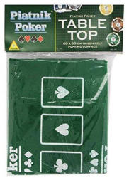 Piatnik Top Masa Poker 60 x 90 cm, Piatnik