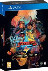 Merge Games Streets of Rage 4 [Signature Edition] (PS4)