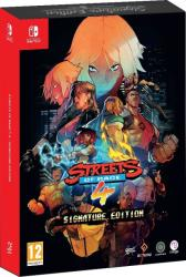 Merge Games Streets of Rage 4 [Signature Edition] (Switch)