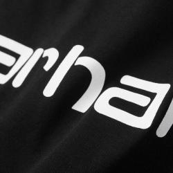Carhartt WIP W' S/S Script T-Shirt I028442 BLACK/WHITE Alb, negru M