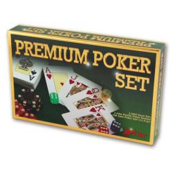 Star Set Poker Star, 100 jetoane DICE