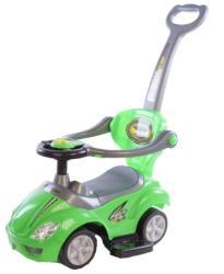 Baby Mix Masinuta multifunctionala 3 in 1 Ride On Green