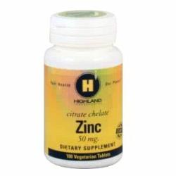 Highland Laboratories Zinc (100 tab. )