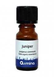 Armina Ulei Esential De Ienupar (juniperus Communis) Bio 10ml Armina