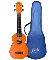 MSA Flight TUS-35 OR - narancs színű szoprán utazó ukulele
