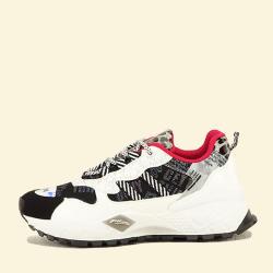 SOFILINE Sneakers negu cu alb Dana (CB-1045 BLACK -38)