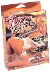 Tereza Barkley Deep Doggy Position