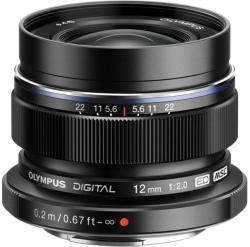 Olympus M.ZUIKO DIGITAL ED 12mm f/2 (EW-M1220)